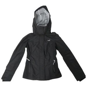 HOLLISTER All Weather Jacket size: XS